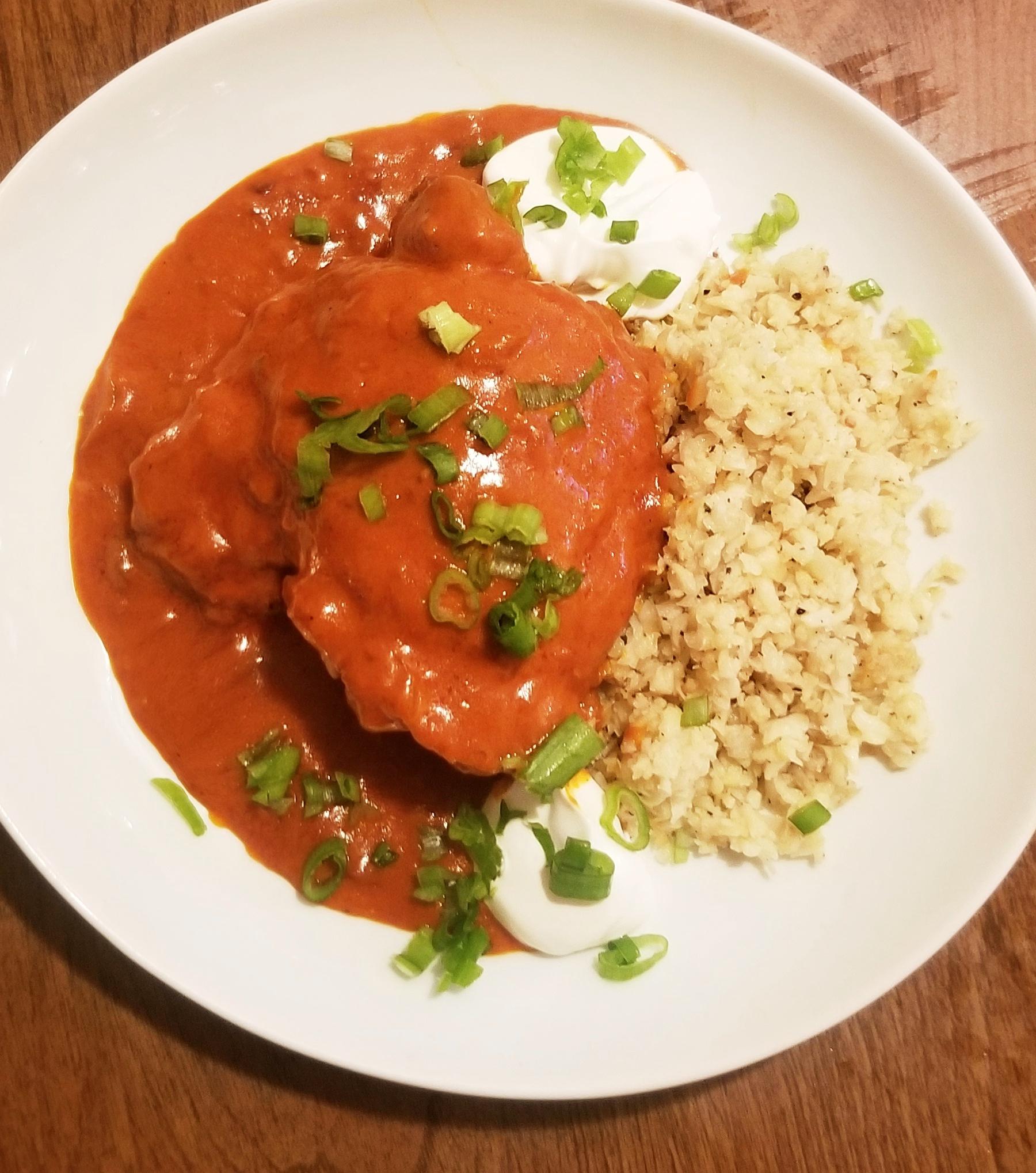 Chef John's Chicken Paprikash
