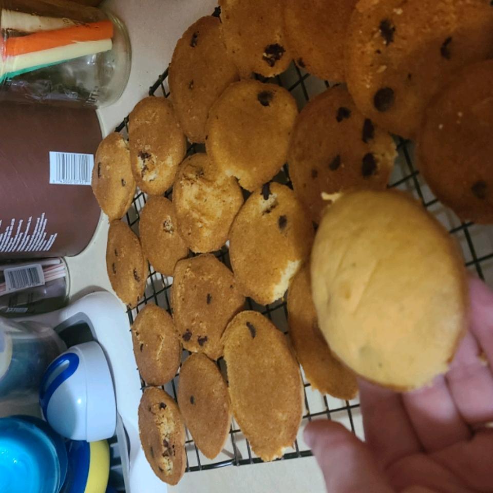 Barbara Bush's Chocolate Chips Sam Peterson