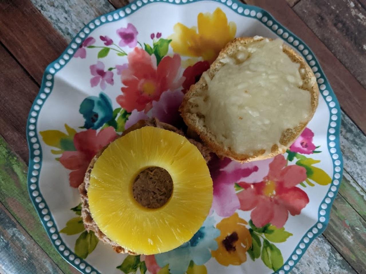 Hawaiian Tuna Sandwich Rebekah Rose Hills