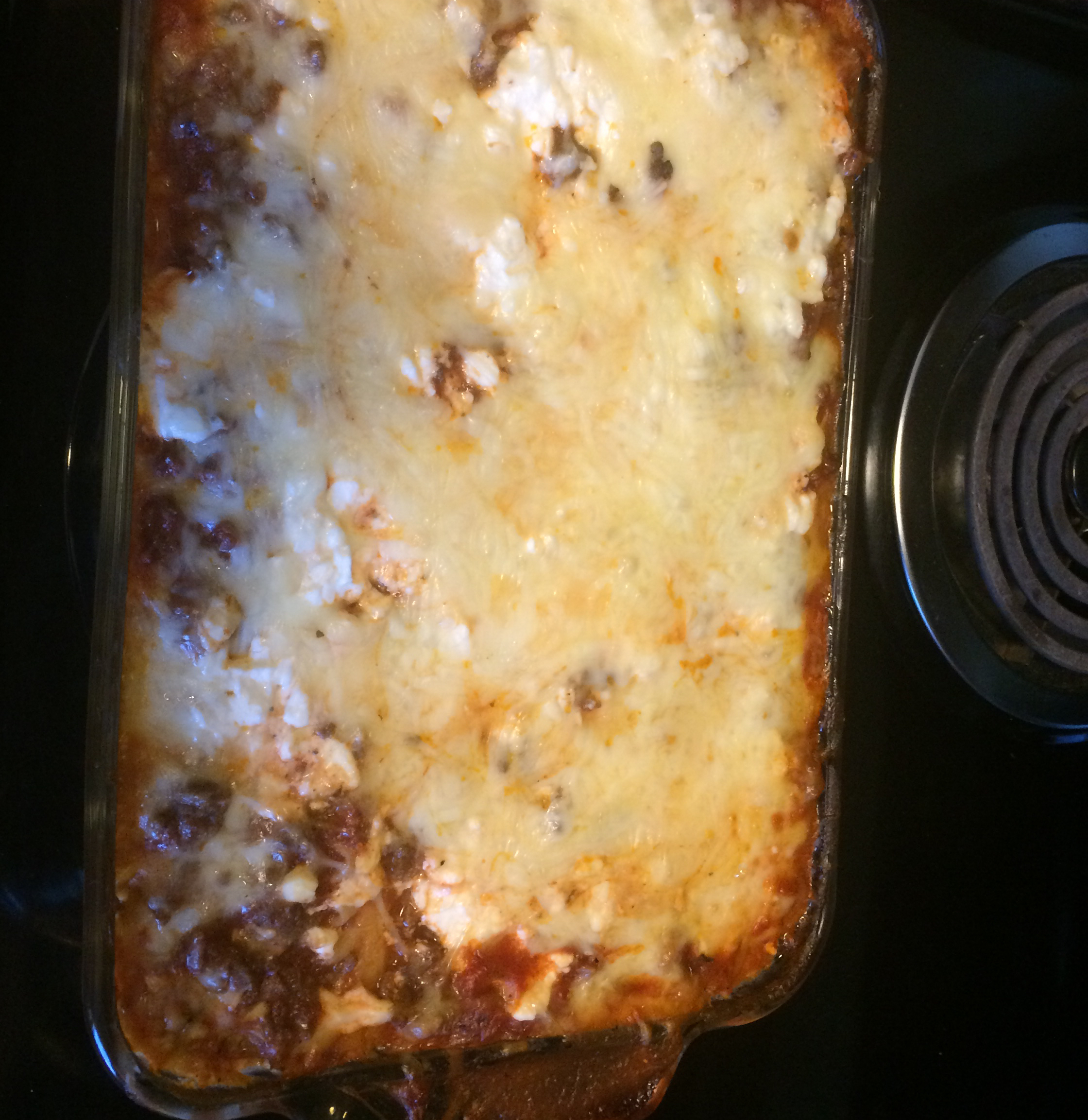 Grammy's Overnight Lasagna tommyjoe