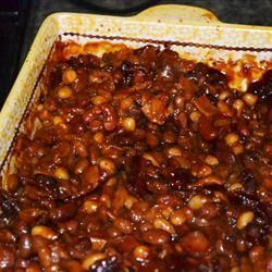Pat's Baked Beans Sherry Rosen