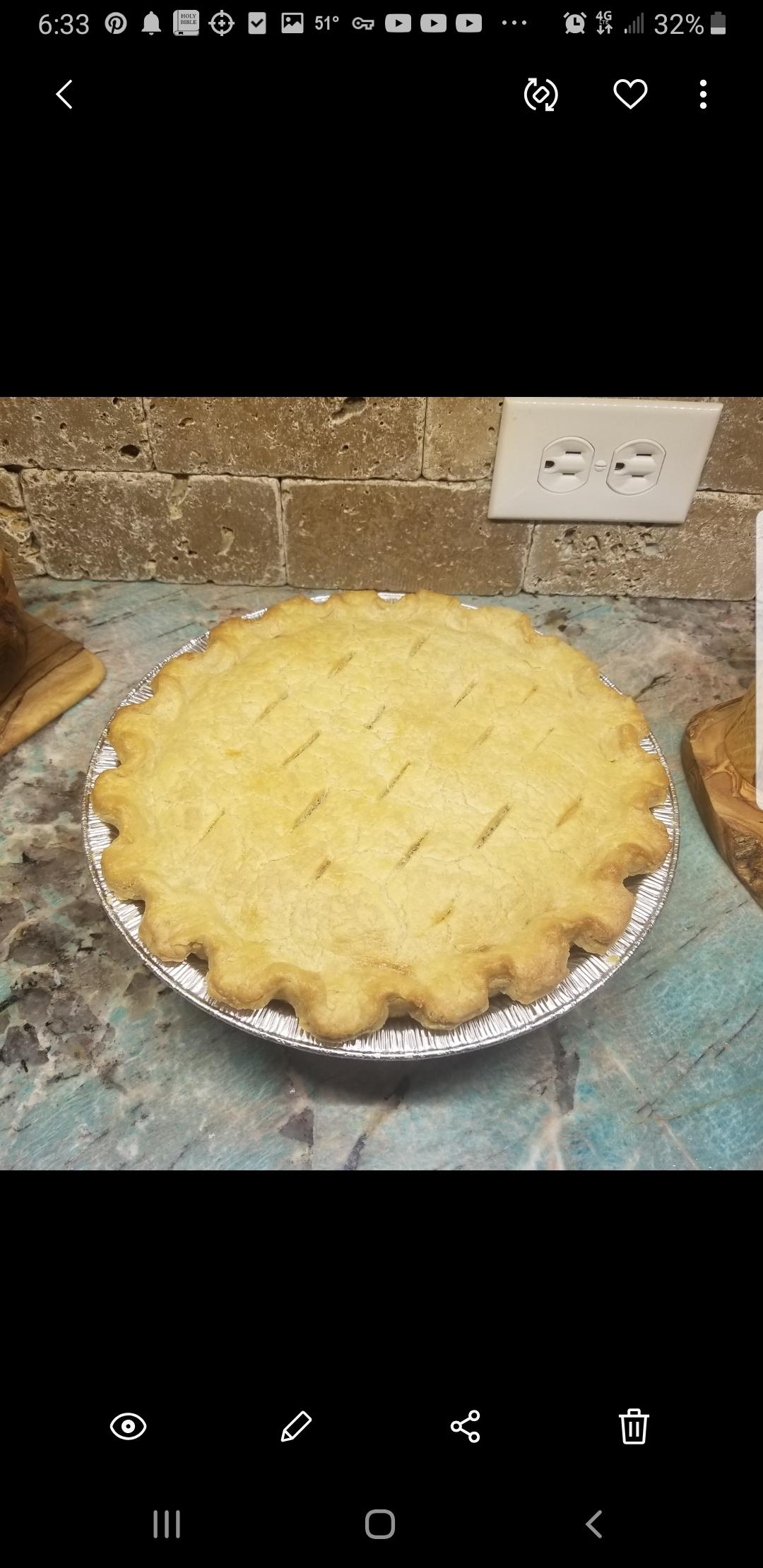 Never-Fail Gluten-Free Pie Crust Rebel Cowgirl