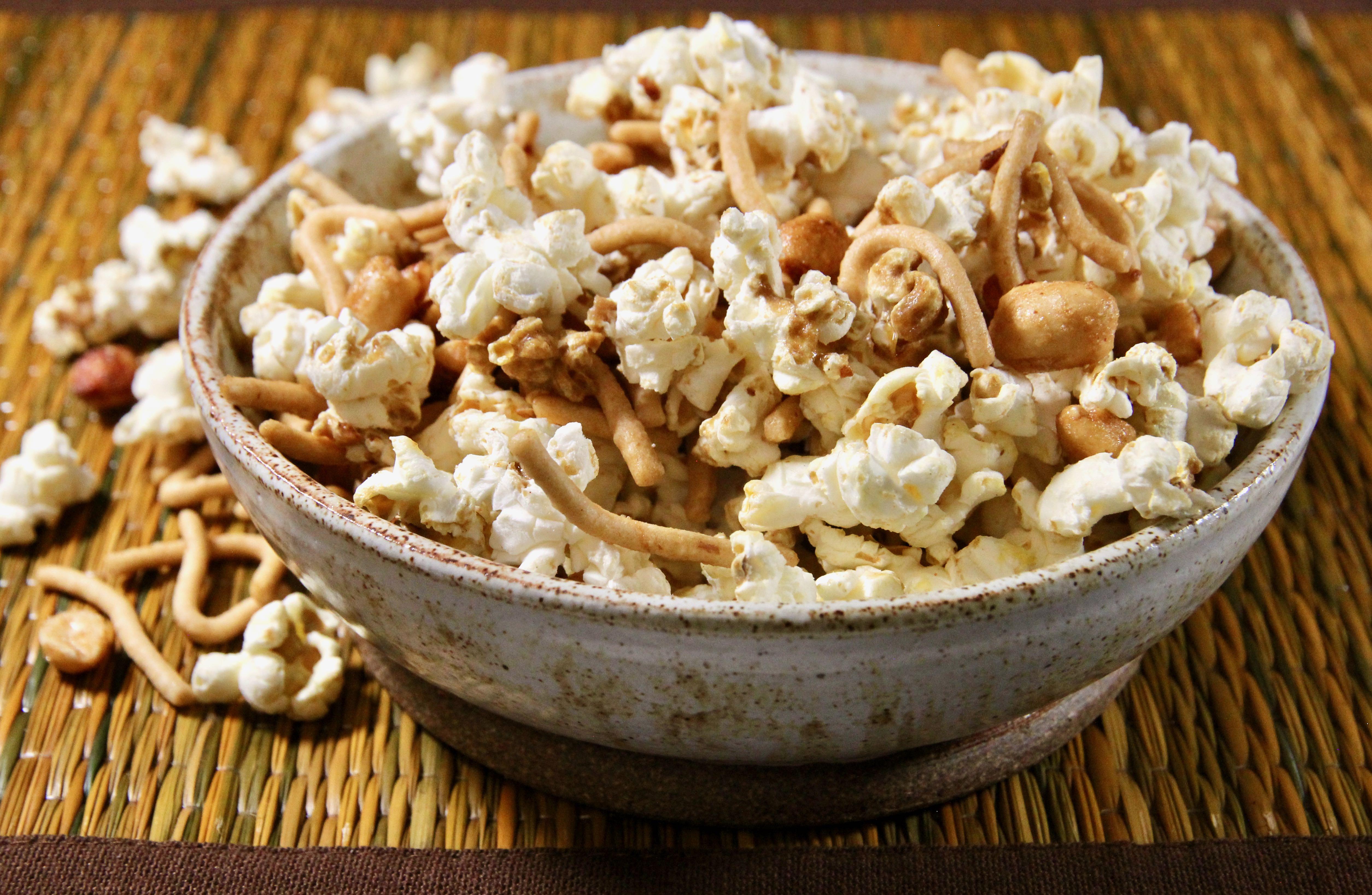 Chinese Popcorn Snack Mix