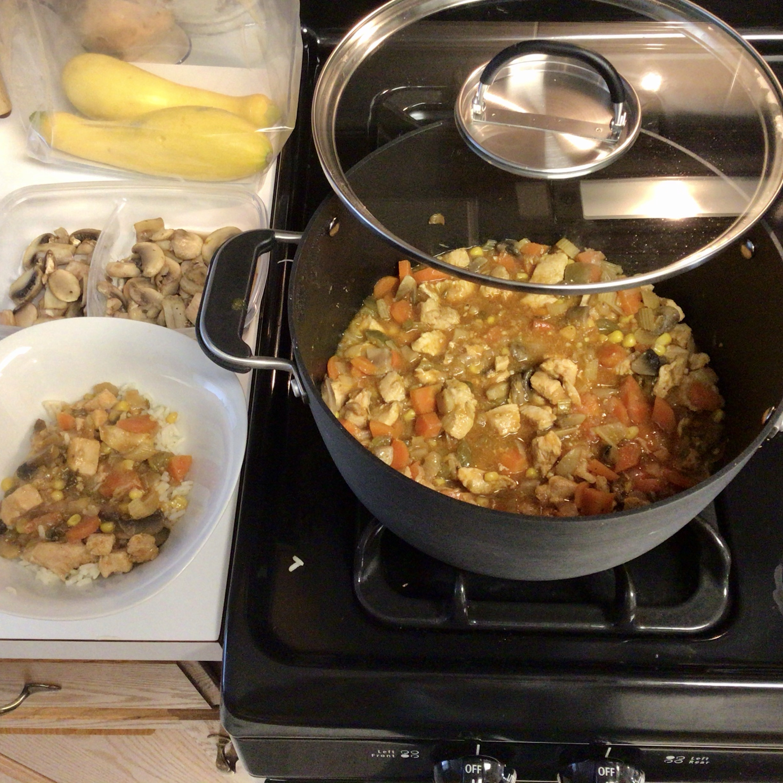 Healthier Chicken Vegetable Stew MulligansMom