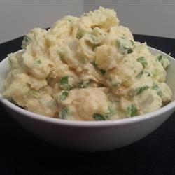 Sweet Potato-White Potato Salad Jenny