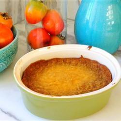 Gram's Persimmon Pudding OHMARGI