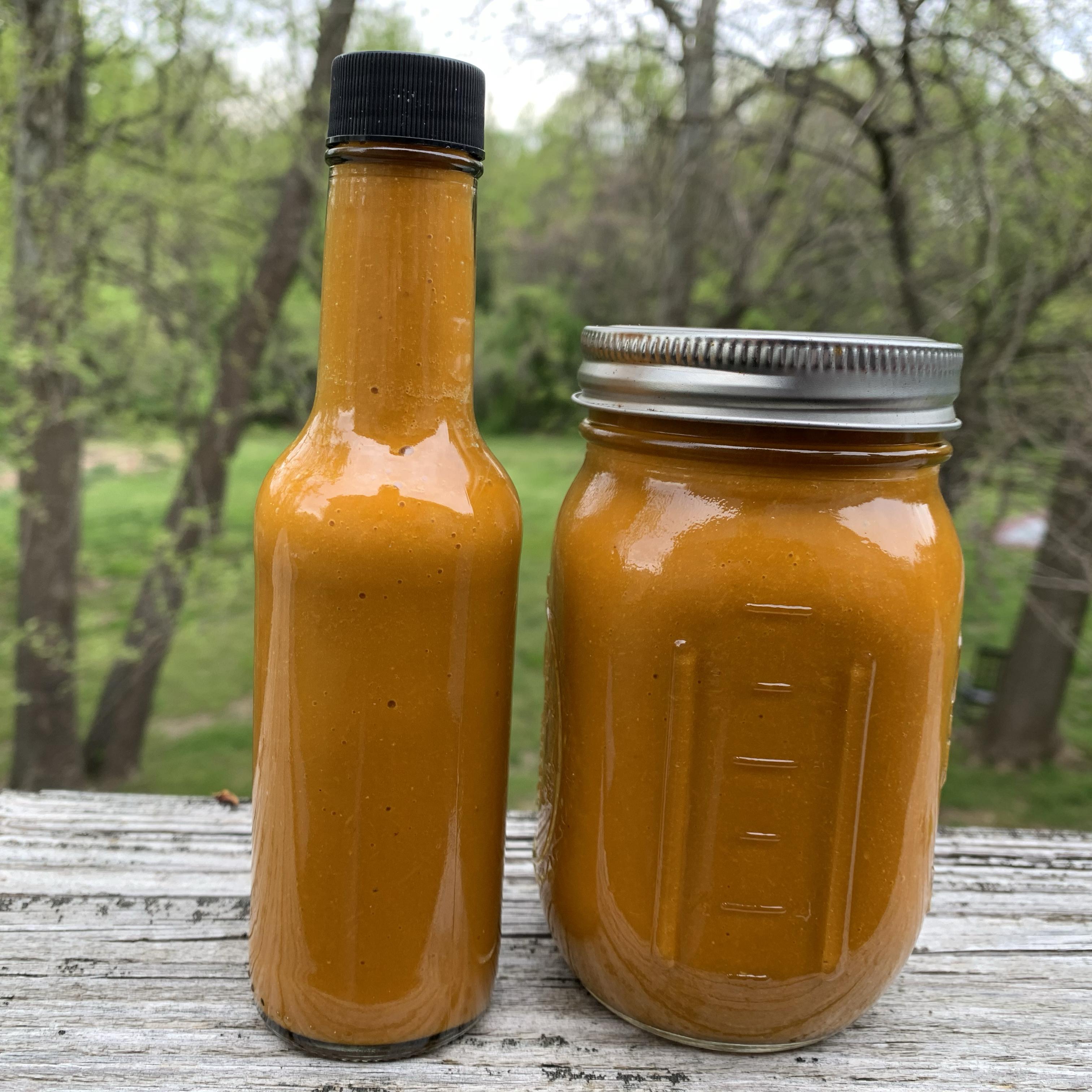Scotch Bonnet Hot Sauce