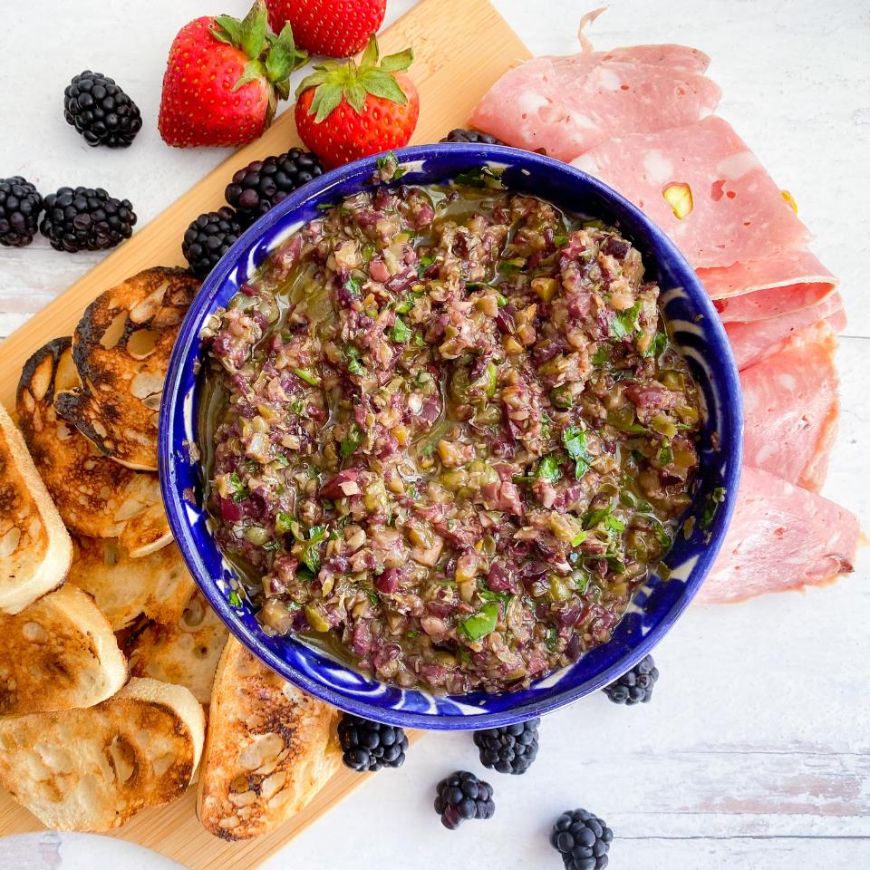 5-Minute Olive Tapenade