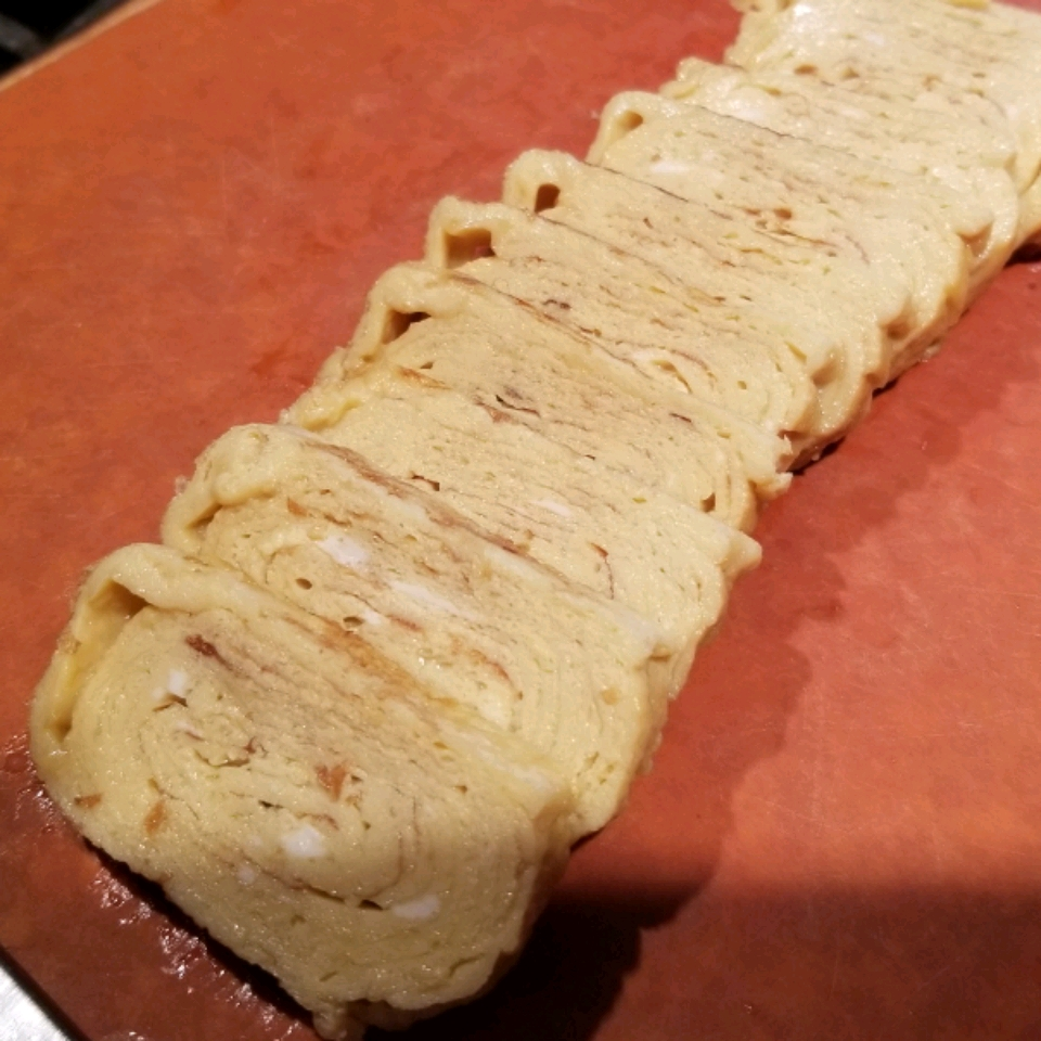 Japanese Tamago Egg