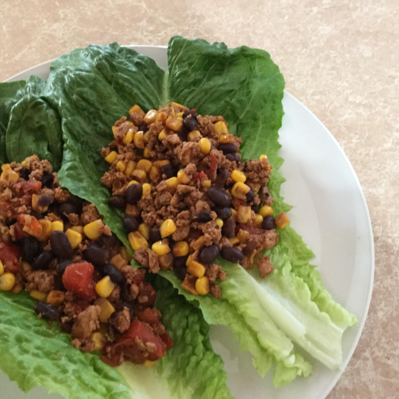 Taco Lettuce Wraps Patty Ann Swanson