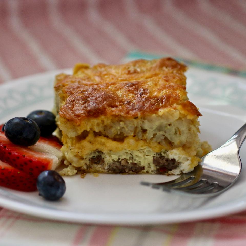 Tater Tot® Breakfast Casserole