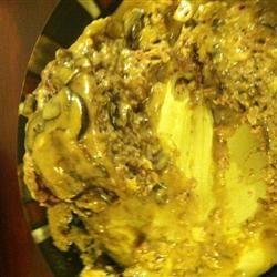 Creamy Mushroom Meatloaf GPhiBQT