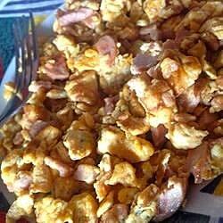 seasoned scrambled eggs recipe