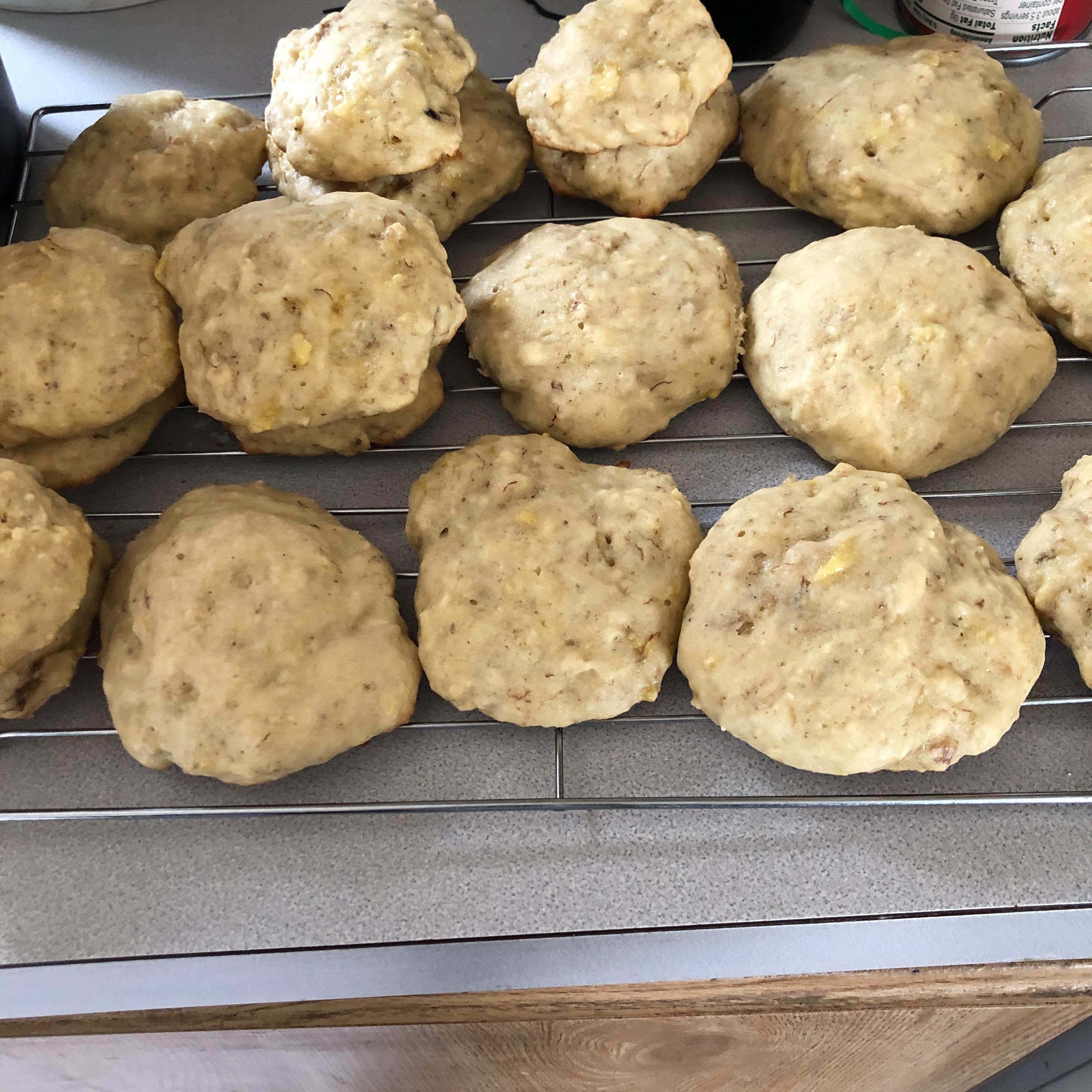 Banana Cookies beverly