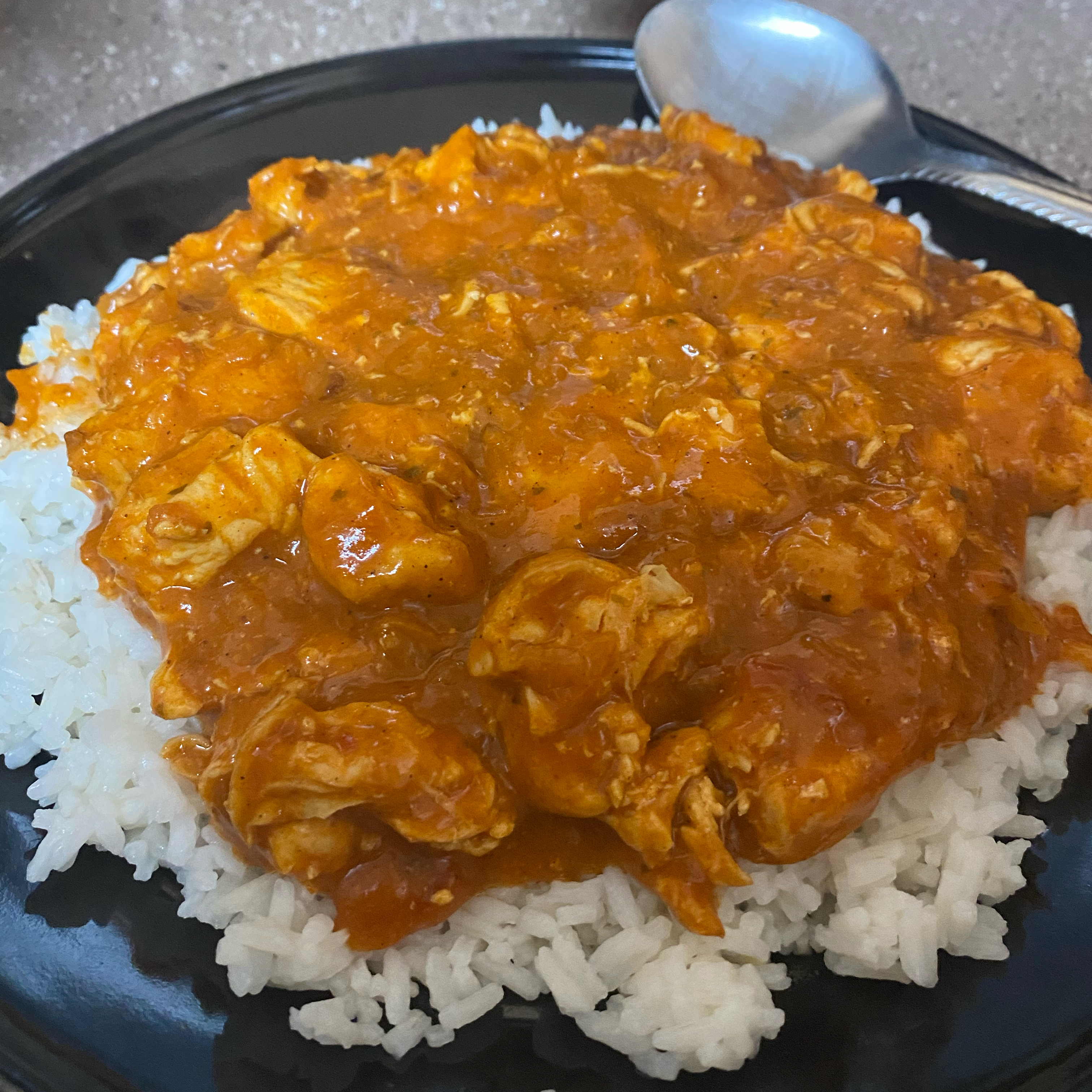 Spicy Chicken Curry Meatballs TraylorTrash