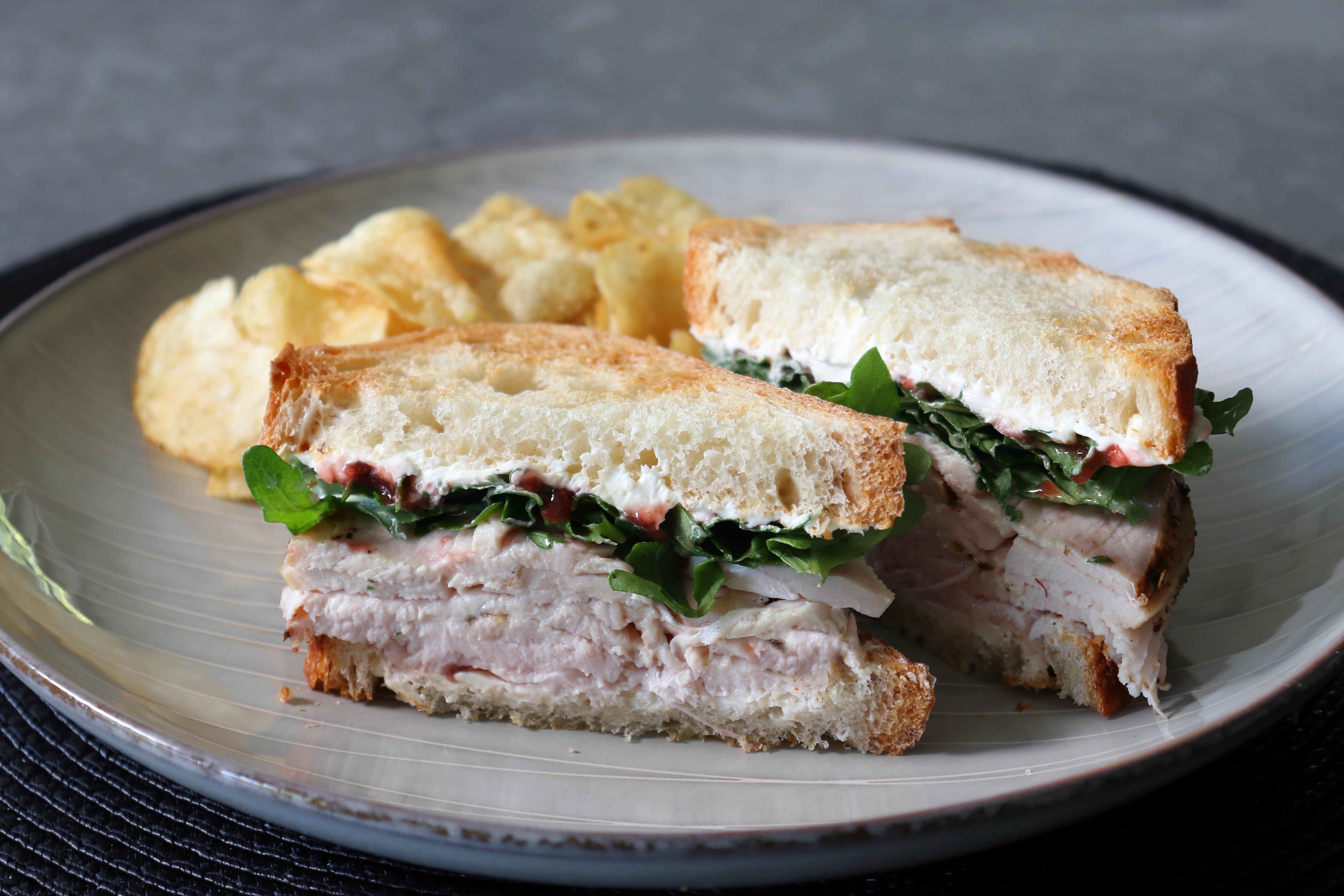 Deli-Style Roast Turkey for Sandwiches Chef John