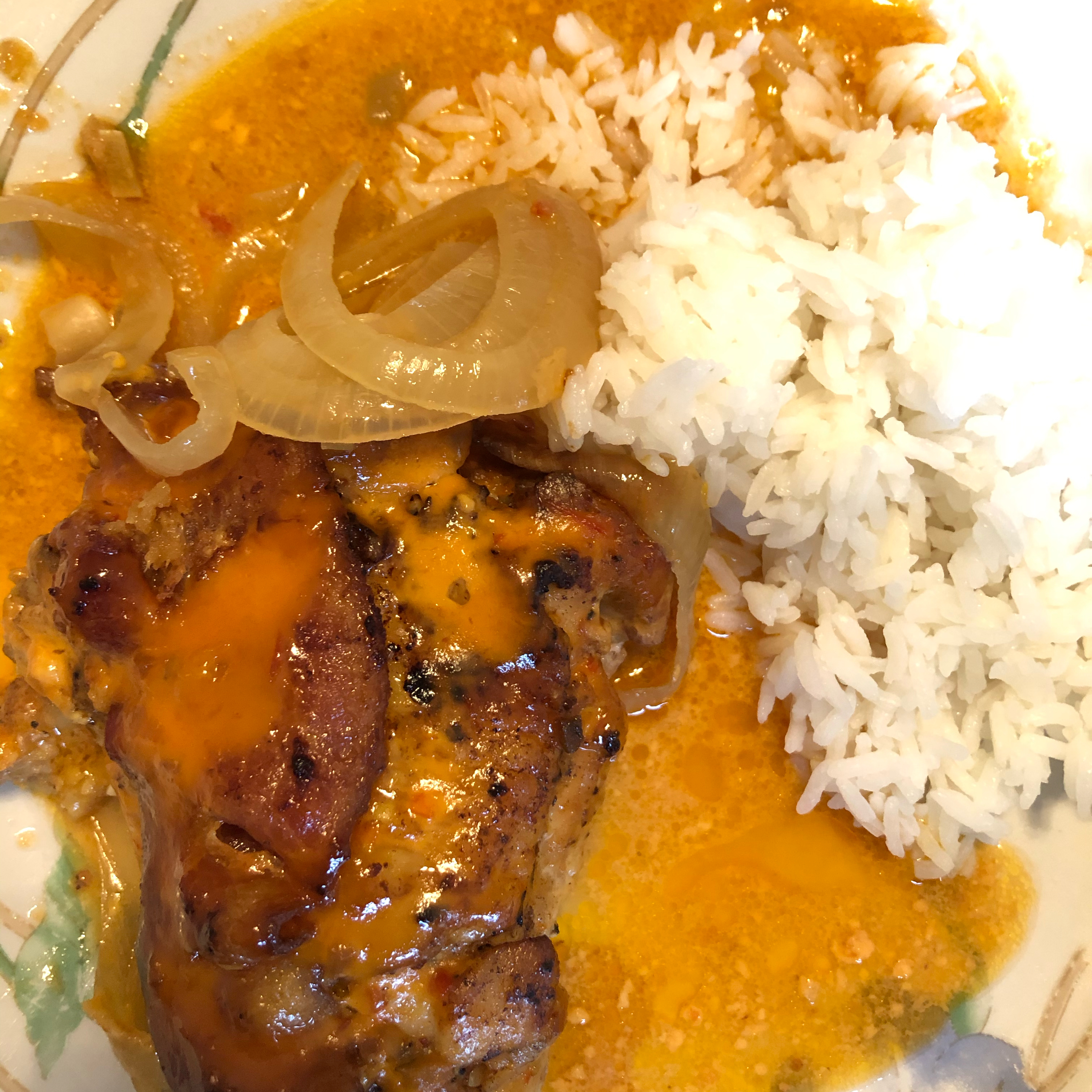 Slow Cooker Moscow Chicken Kathie