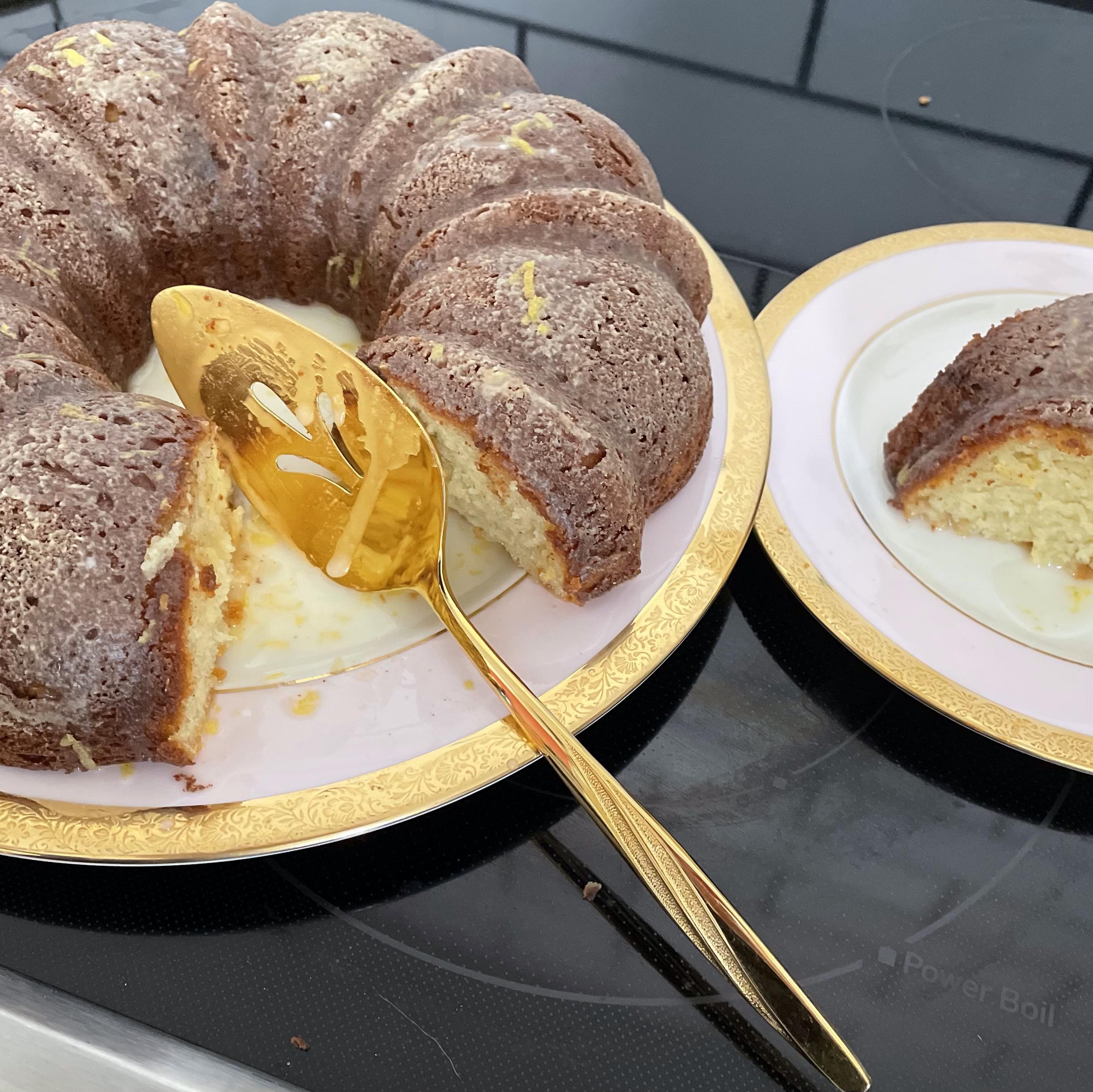 Lemon Ricotta Cake D