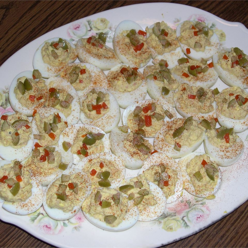 Southern Style Deviled Eggs DRASAN