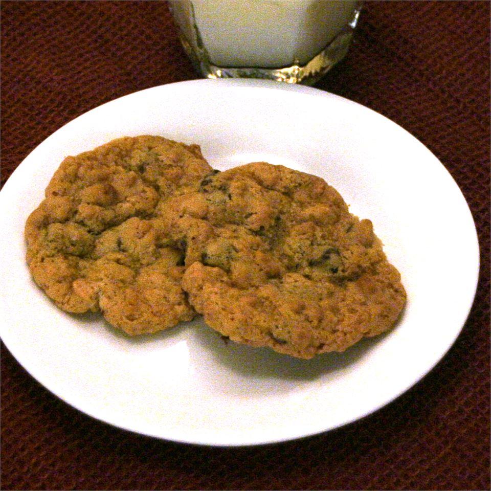 Crunchy Chip Cookies Kiki