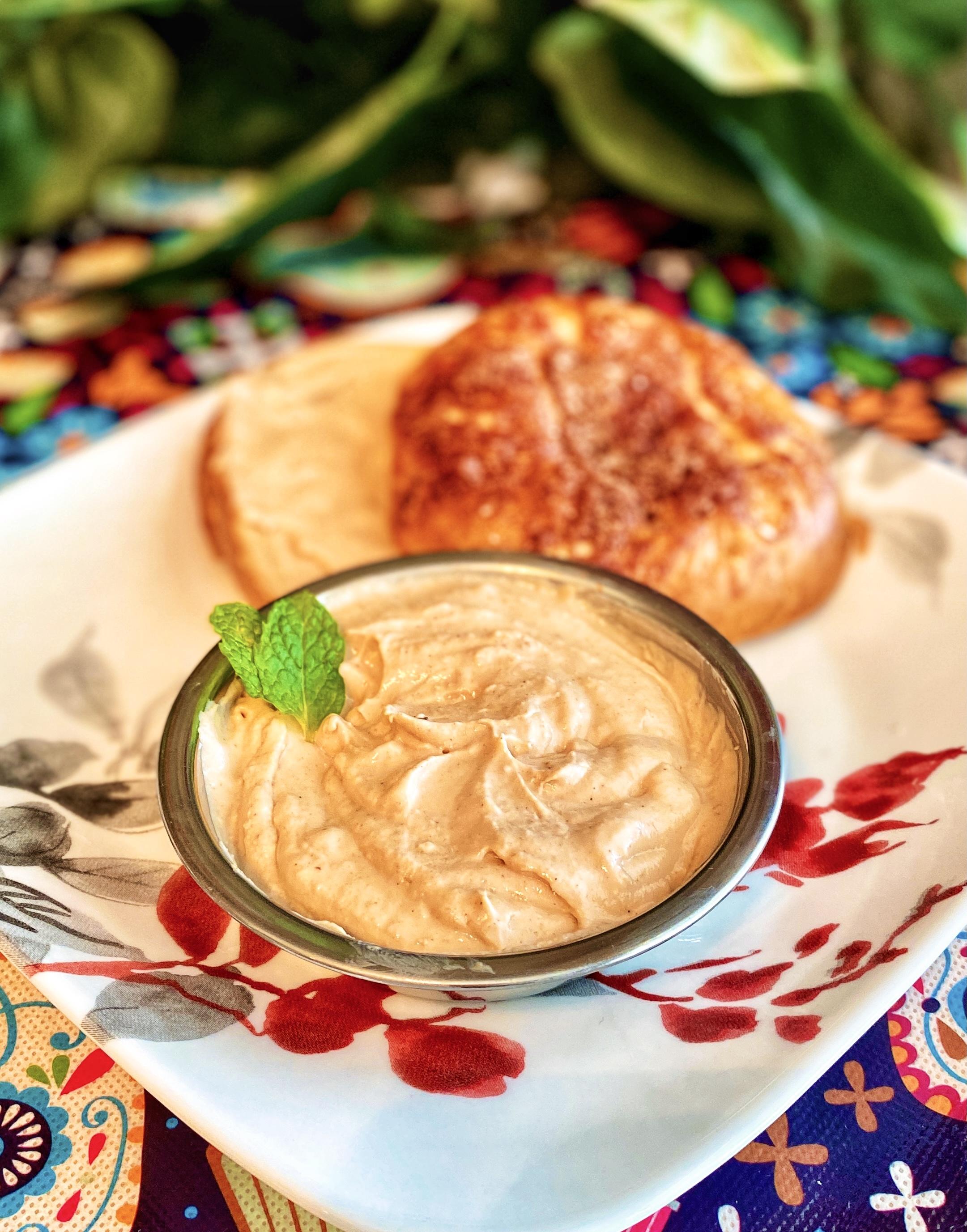 Apple Butter Cream Cheese Spread