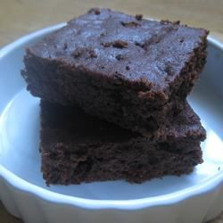 Healthier Best Brownies nessy