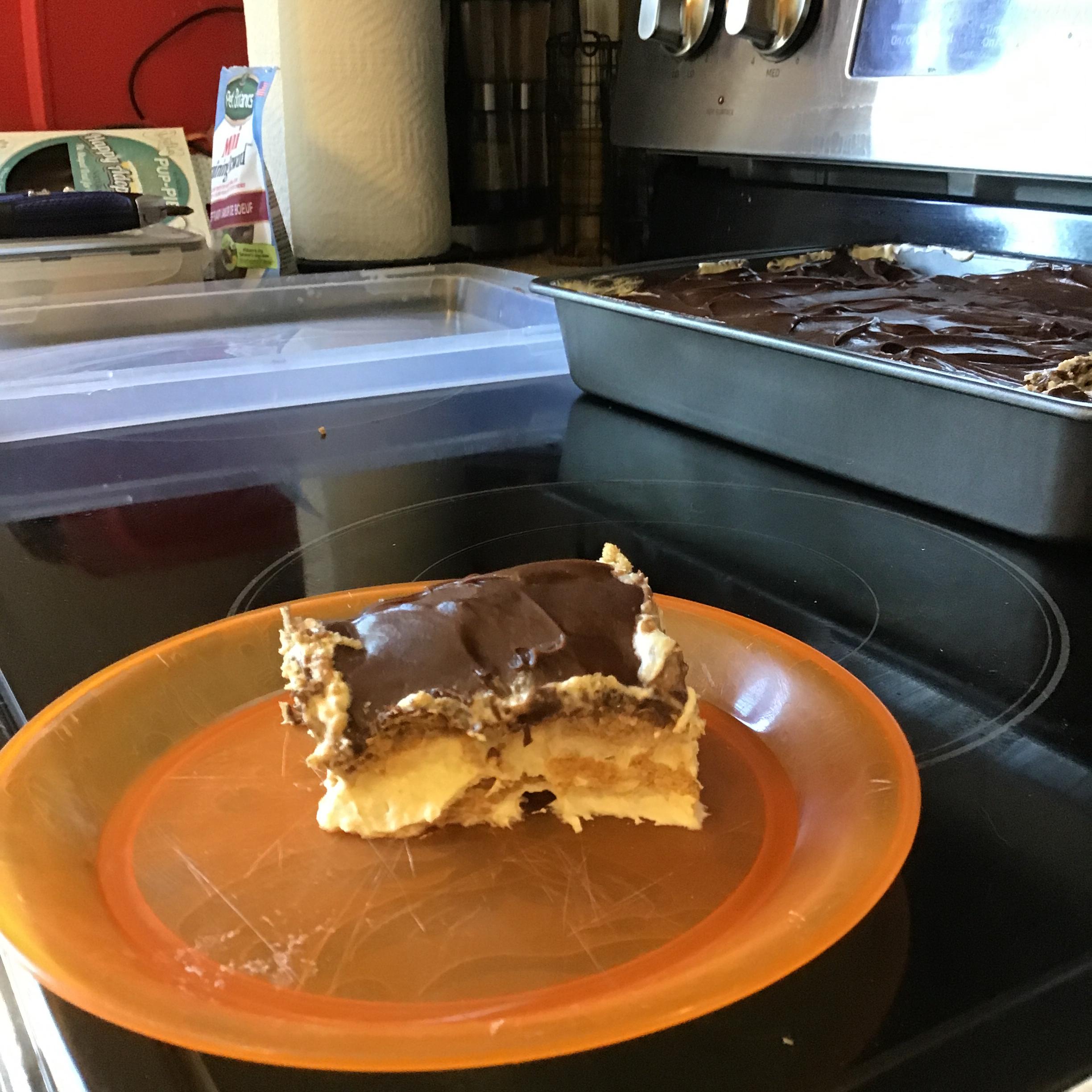 Eclair Cake Susan McCants
