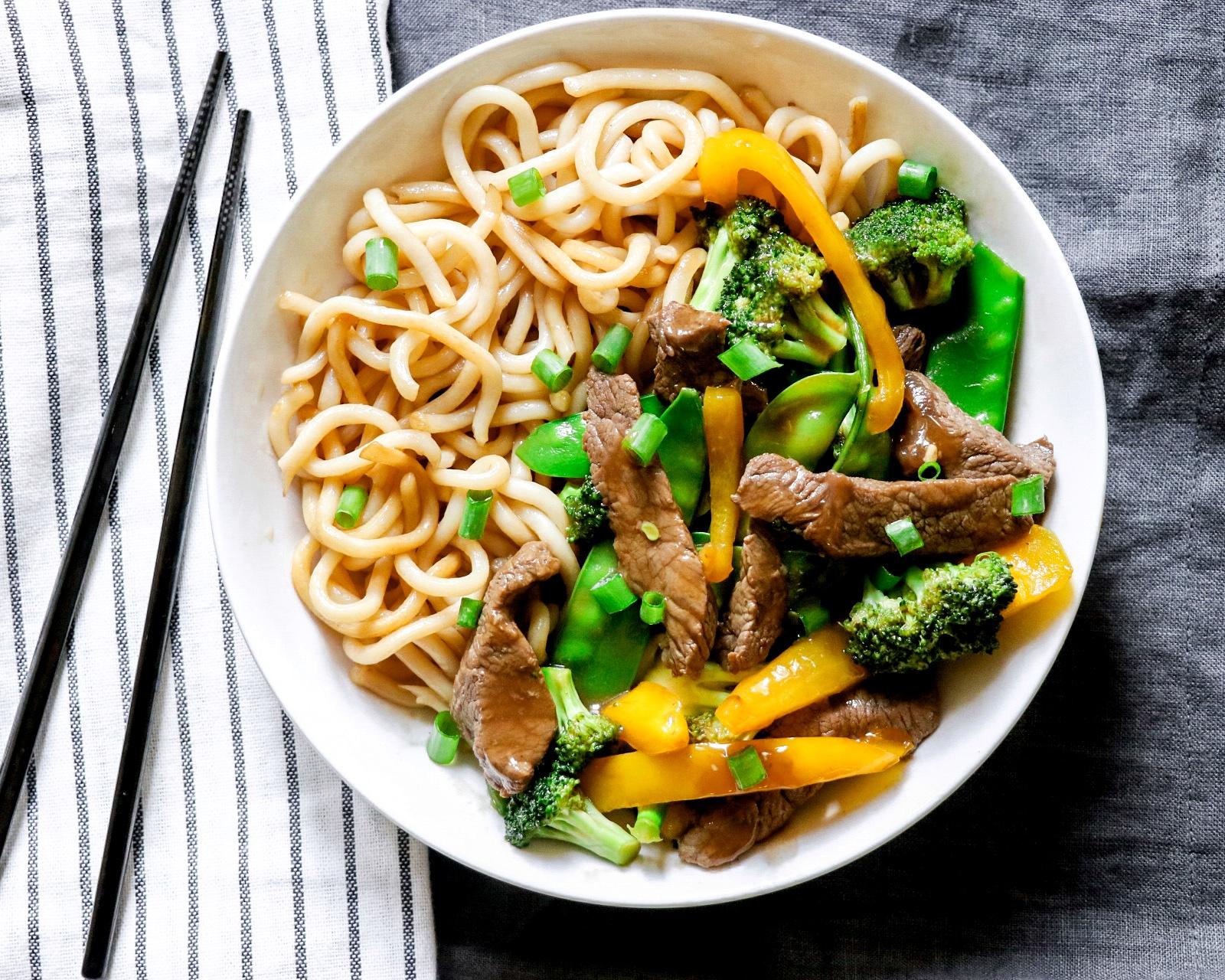 Quick and Easy Teriyaki Beef Stir-Fry