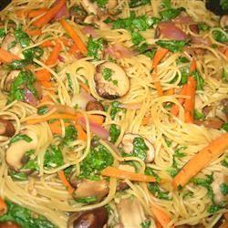 Florentine Pasta Salad Saveur