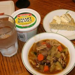 Vegan Italian Vegetable Soup Val