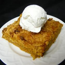 Rich Pumpkin Dessert piequeen1215