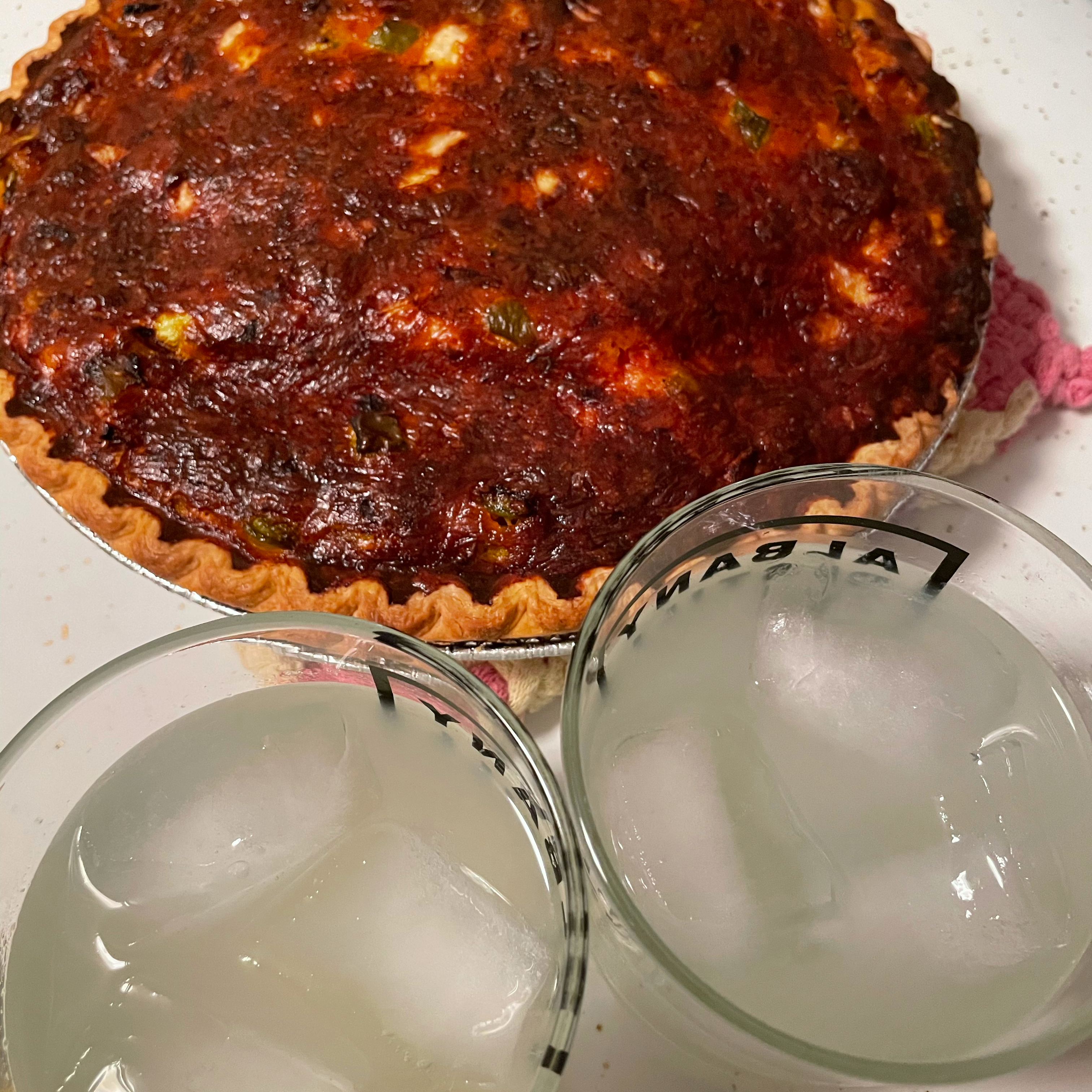 Mexican Taco Quiche Tracykins80