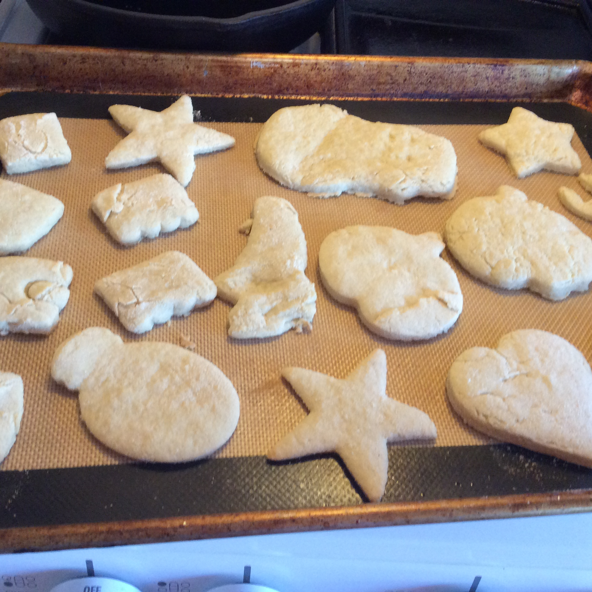 Cut-Out Butter Cookies Raybuh