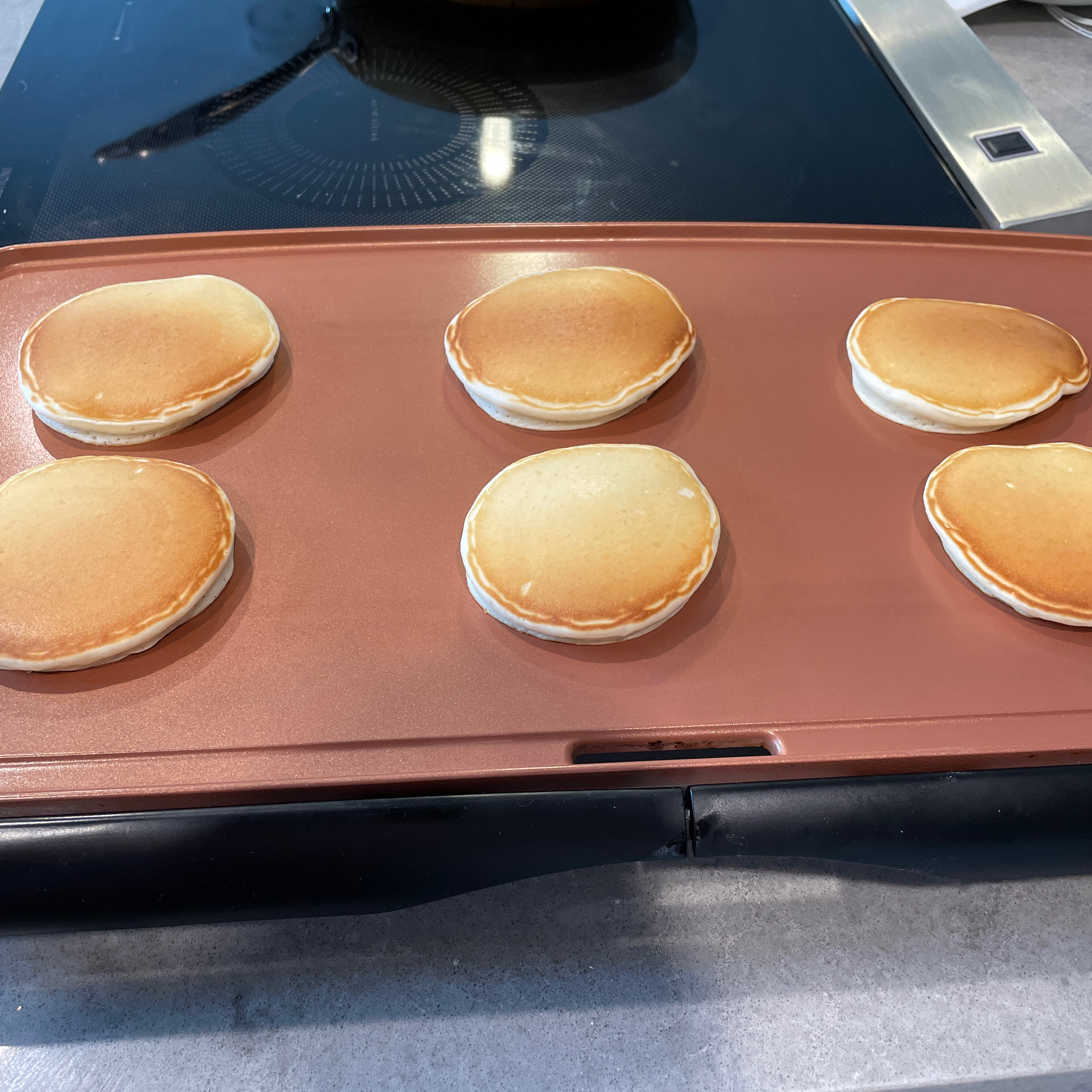 Fluffy Pancakes Ian PW Fizer