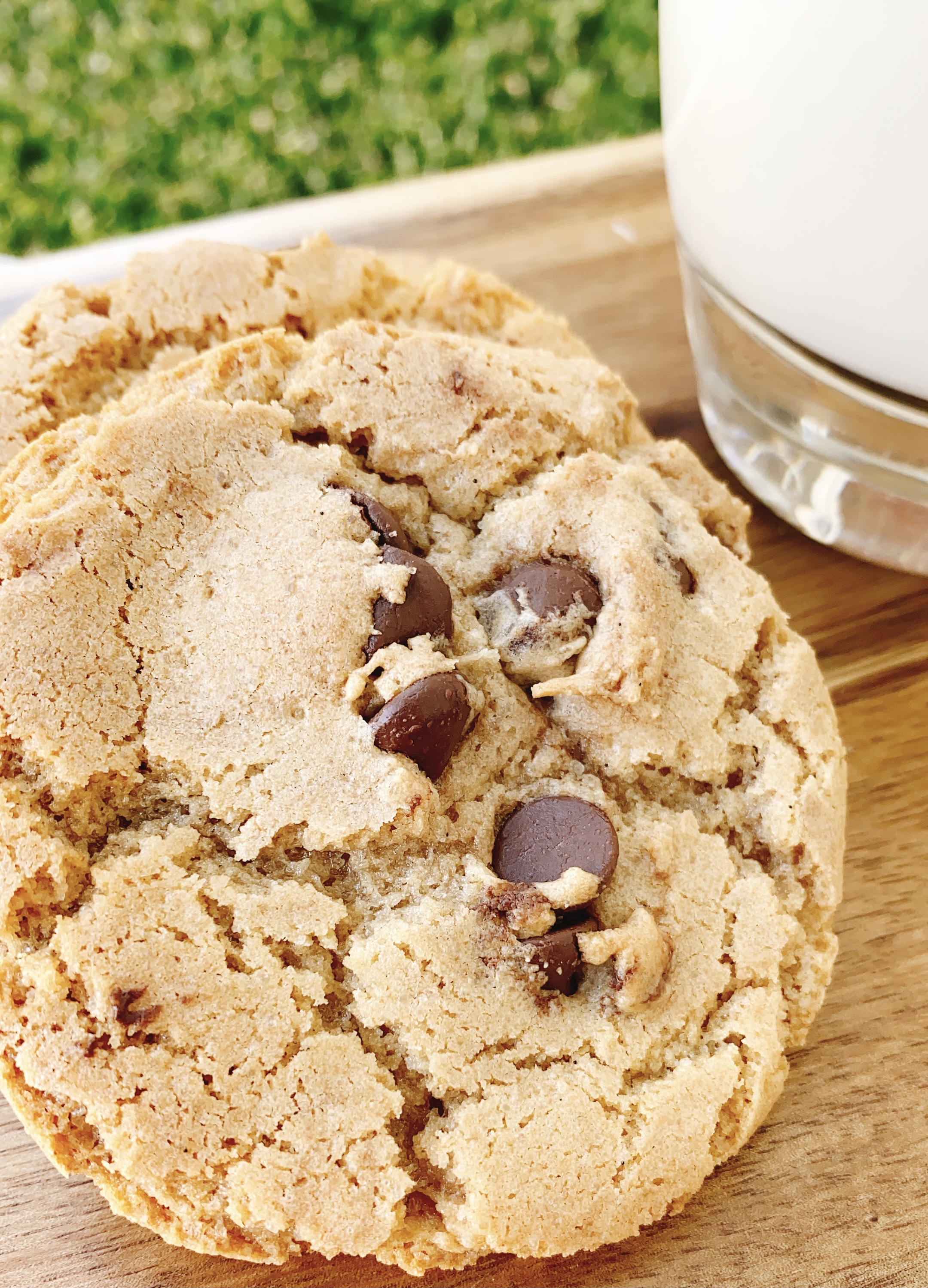 Bistro Brown Butter Chocolate Chip Cookies