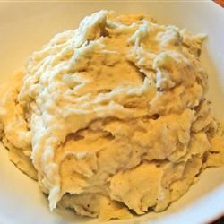 Darn Good Mashed Taters! Lesley