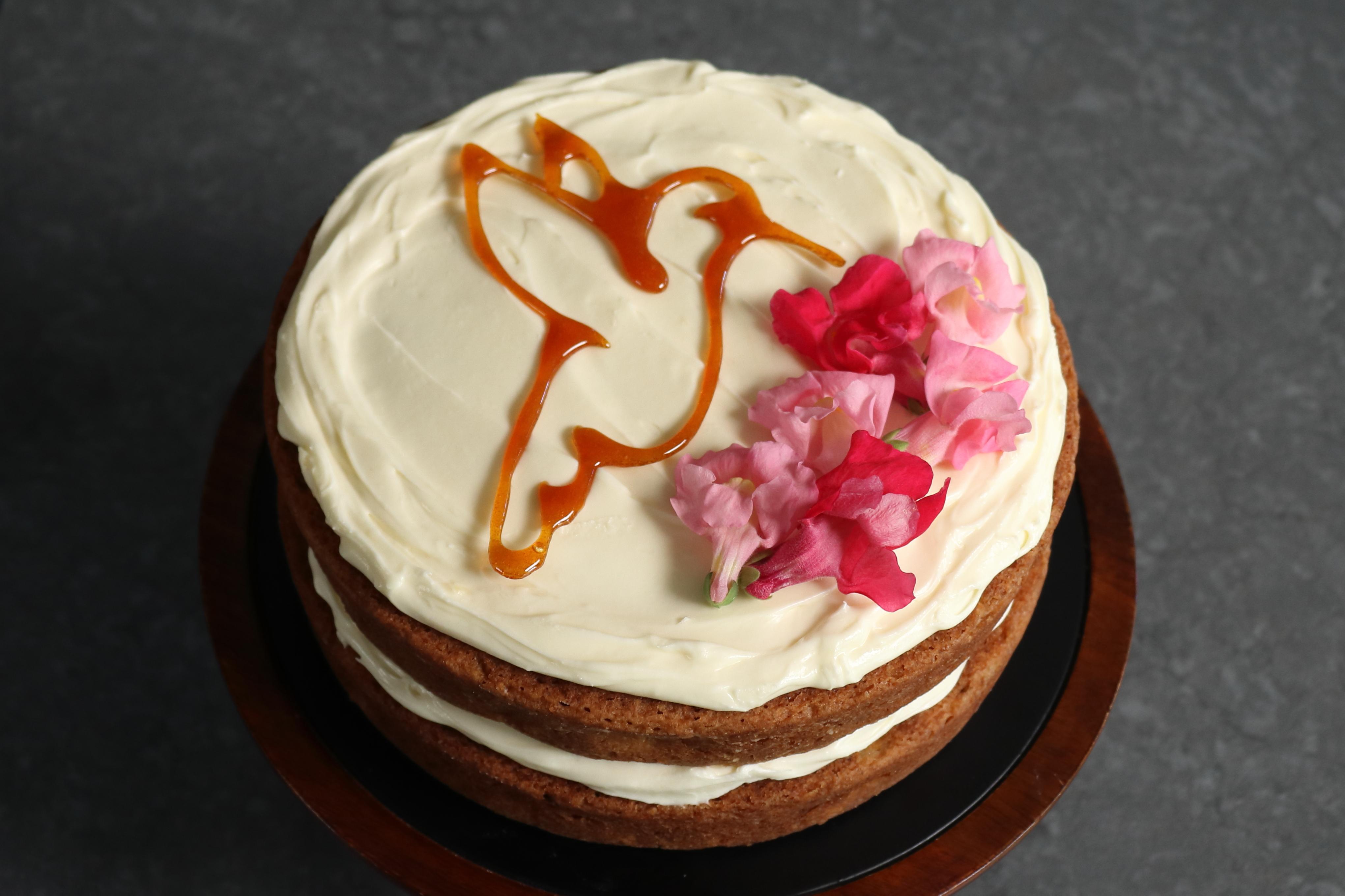 Chef John's Hummingbird Cake