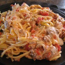 Baked Spaghetti I