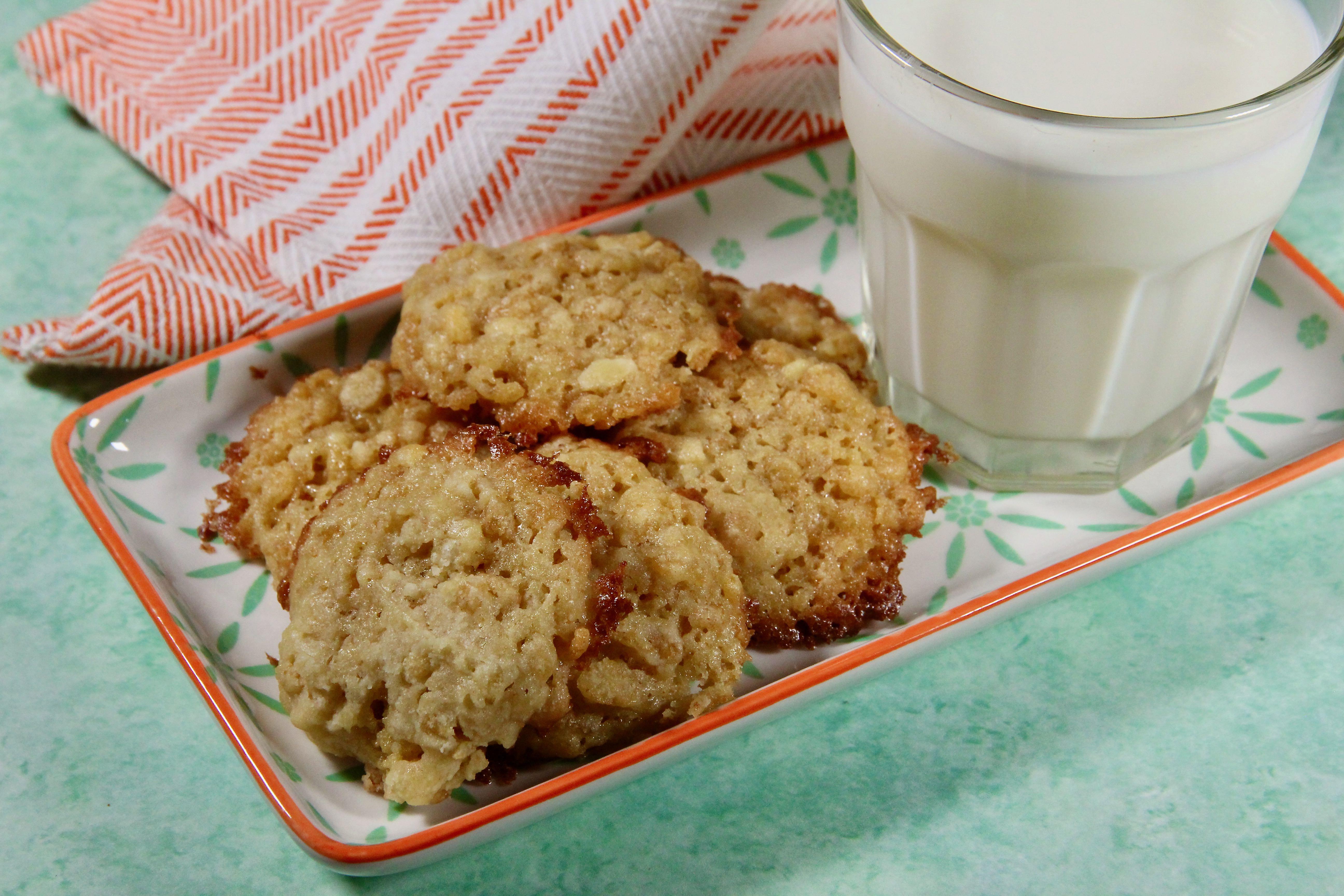 Almond Cookies II