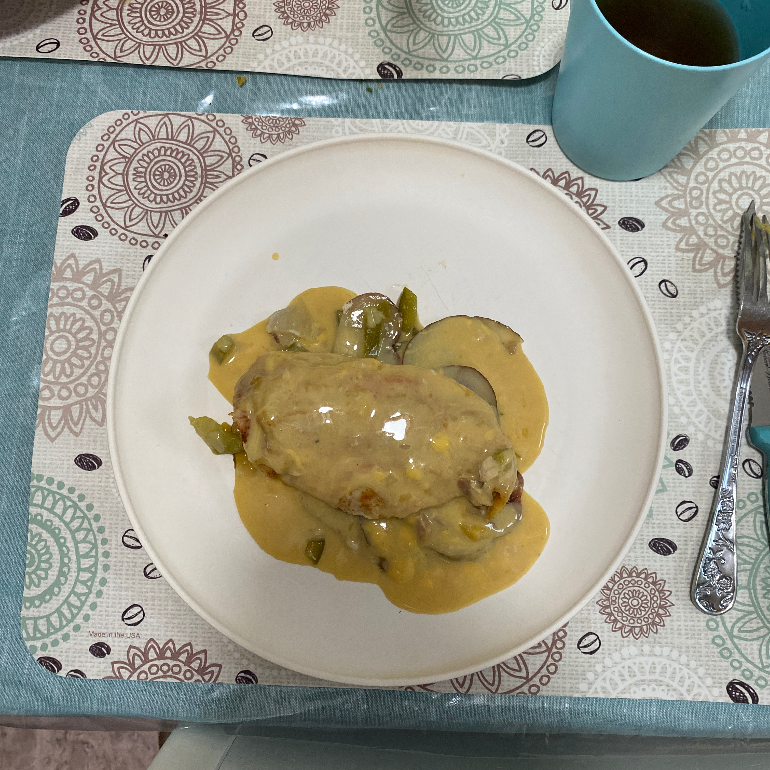 Slow-Cooker Cheesy Chicken & Potatoes Magee_NCIS