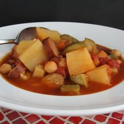 Bek's Minestrone Soup