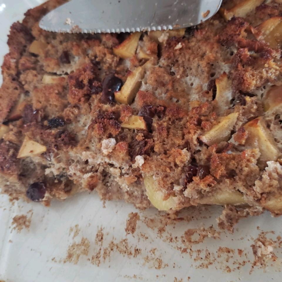 British Bread Pudding