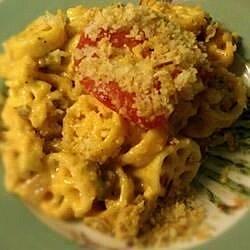 cheeseburger macaroni and cheese recipe