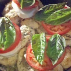 Caprese Chicken Dana Andreucci Johnson