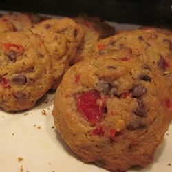 Spumoni Chocolate Chip Cookies Jessica Paige