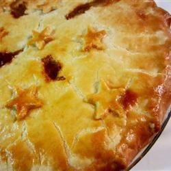 Scottish Mince Pie