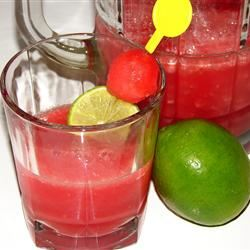 Watermelon Cooler Slushy GodivaGirl