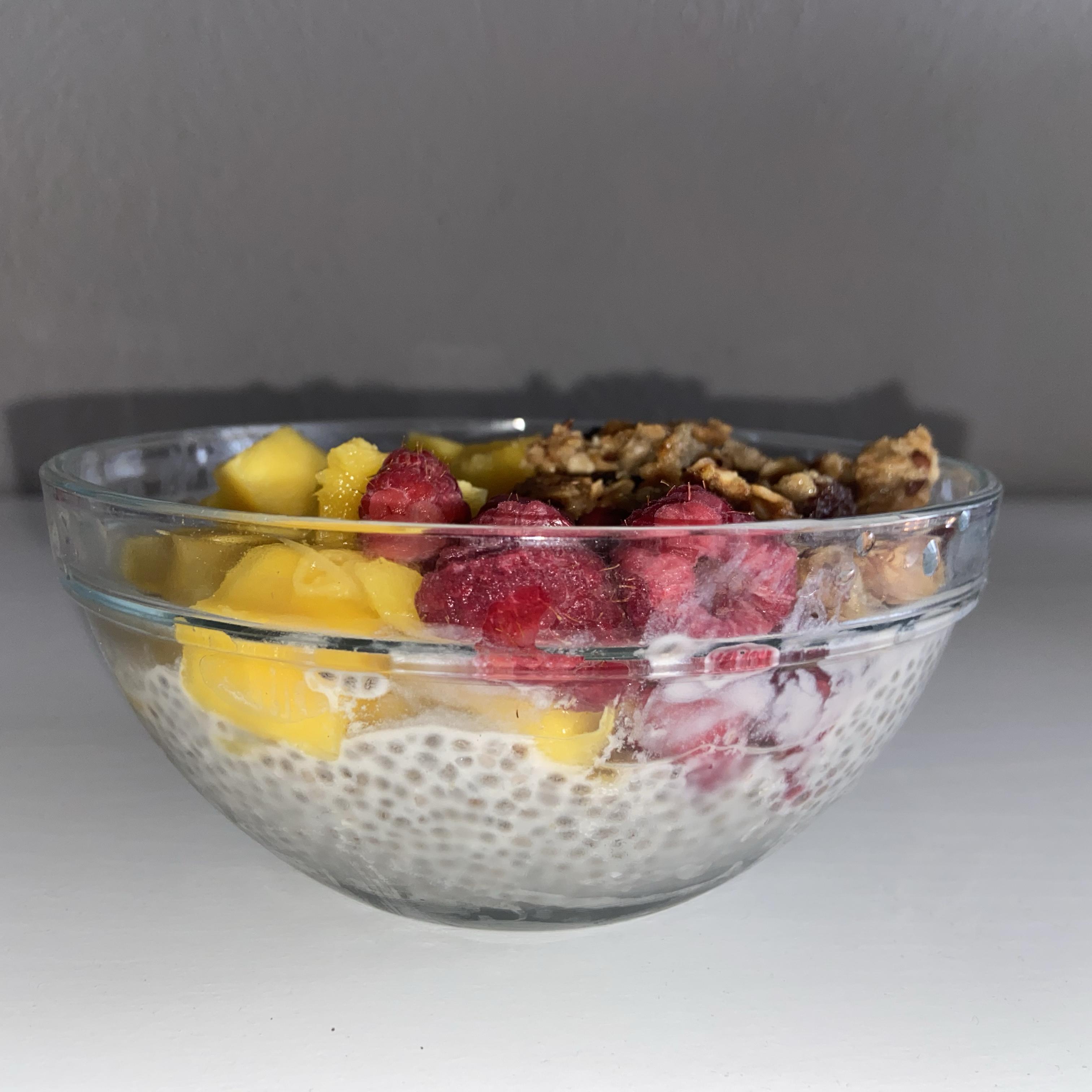Chia Seed Pudding Ms. Nya