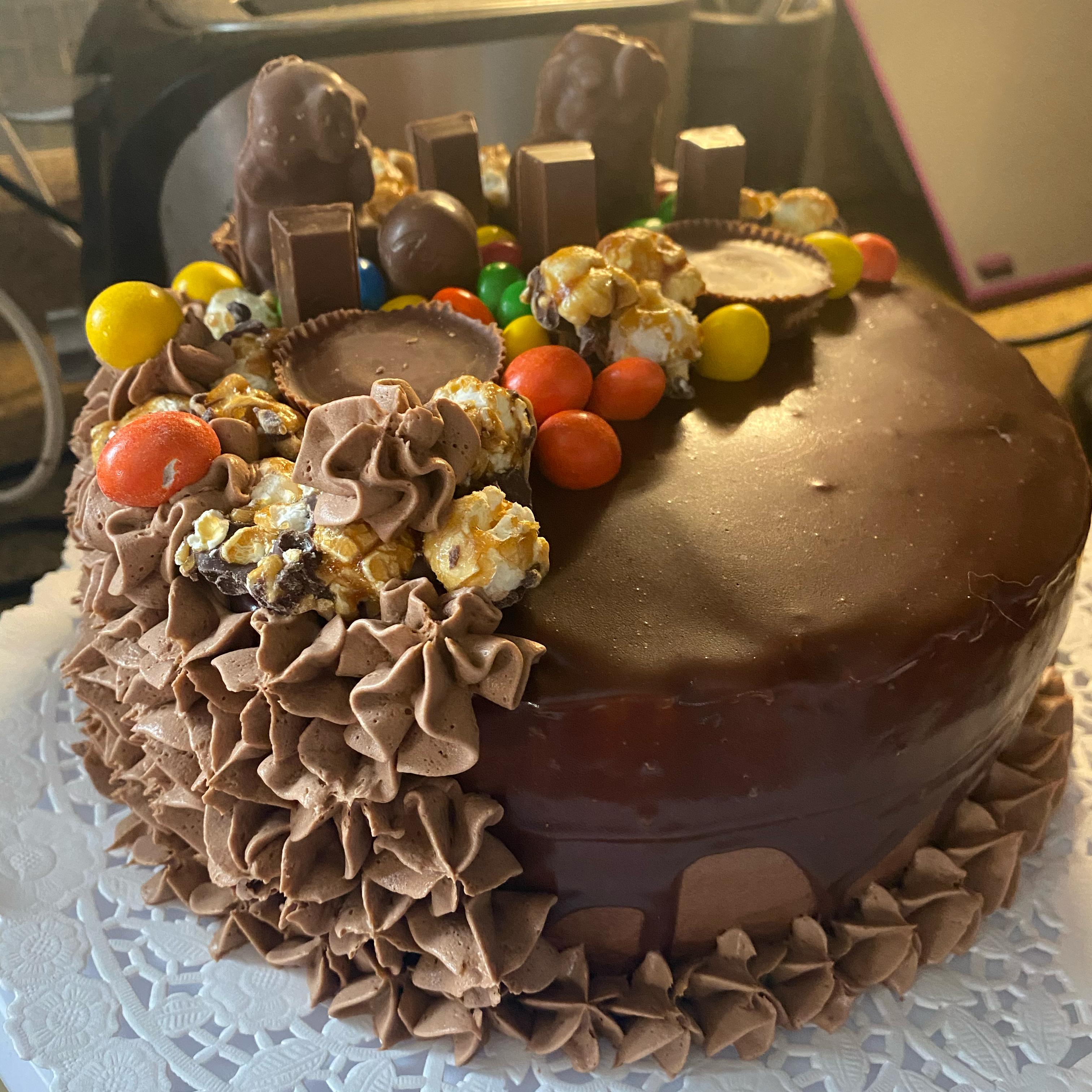 Chocolate Ganache Kristine Cruden