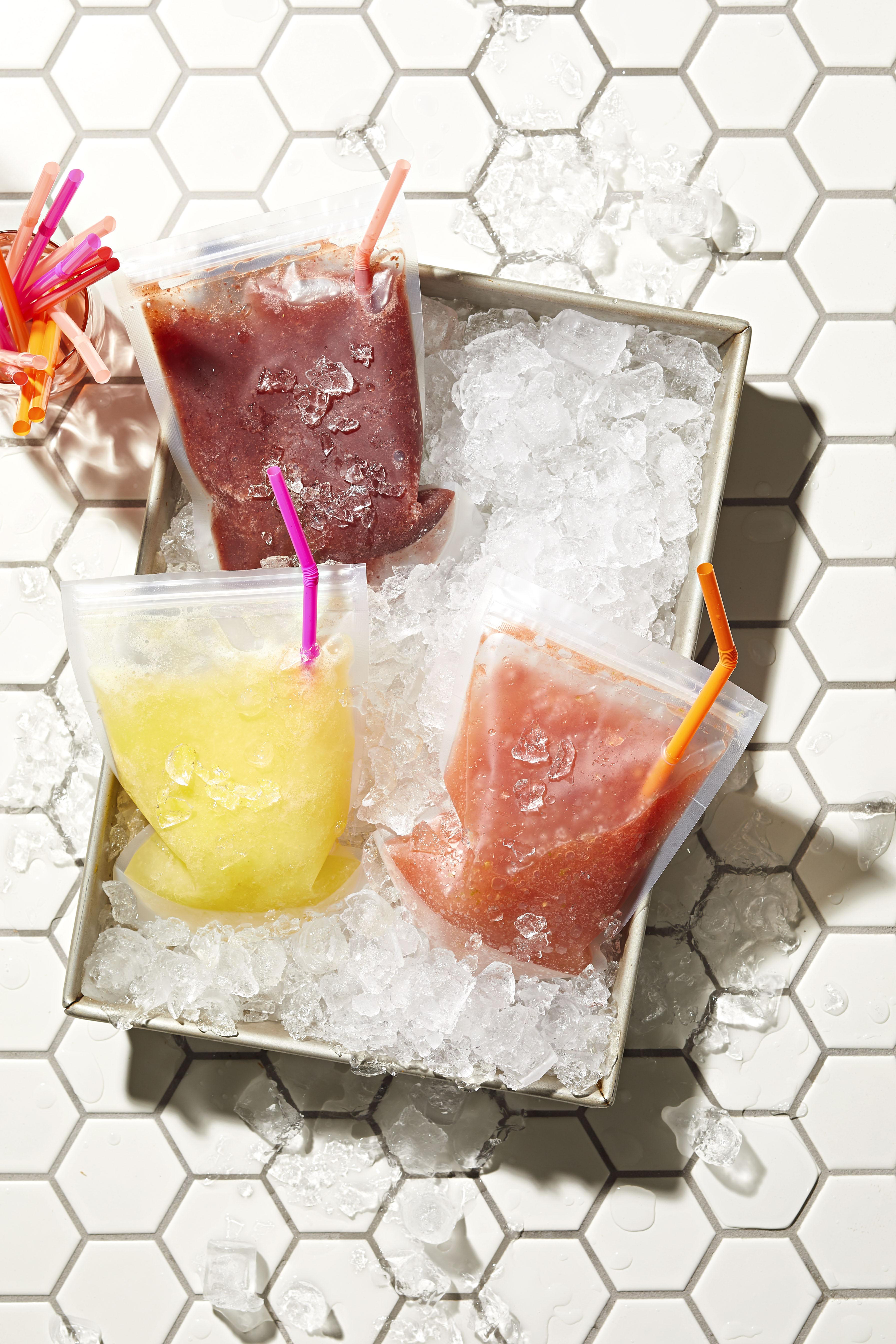 Juli's Easy Freezer Slushies